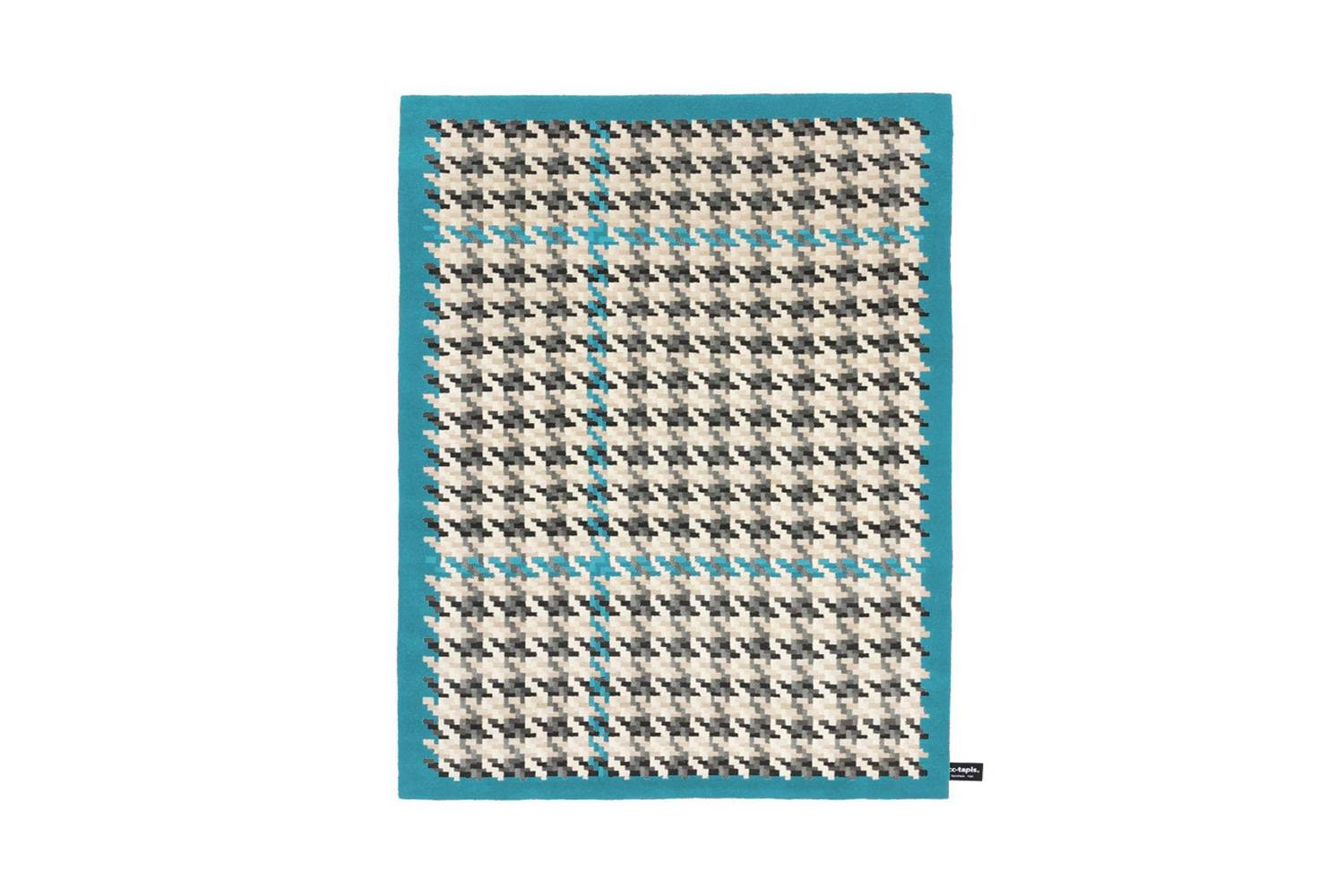 Tweed Rug by Sam Buckley for CC-Tapis