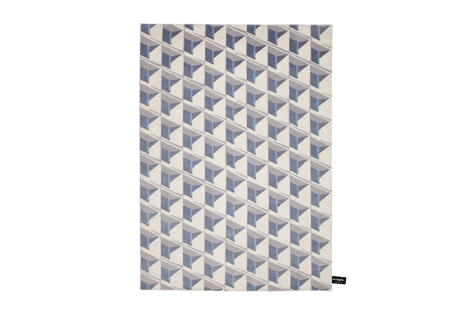 Caribe Hilton Rug by Eric Schroeder for CC-Tapis