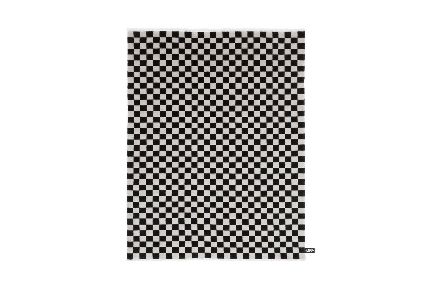 Damier Rug by Contemporary Collection for CC-Tapis