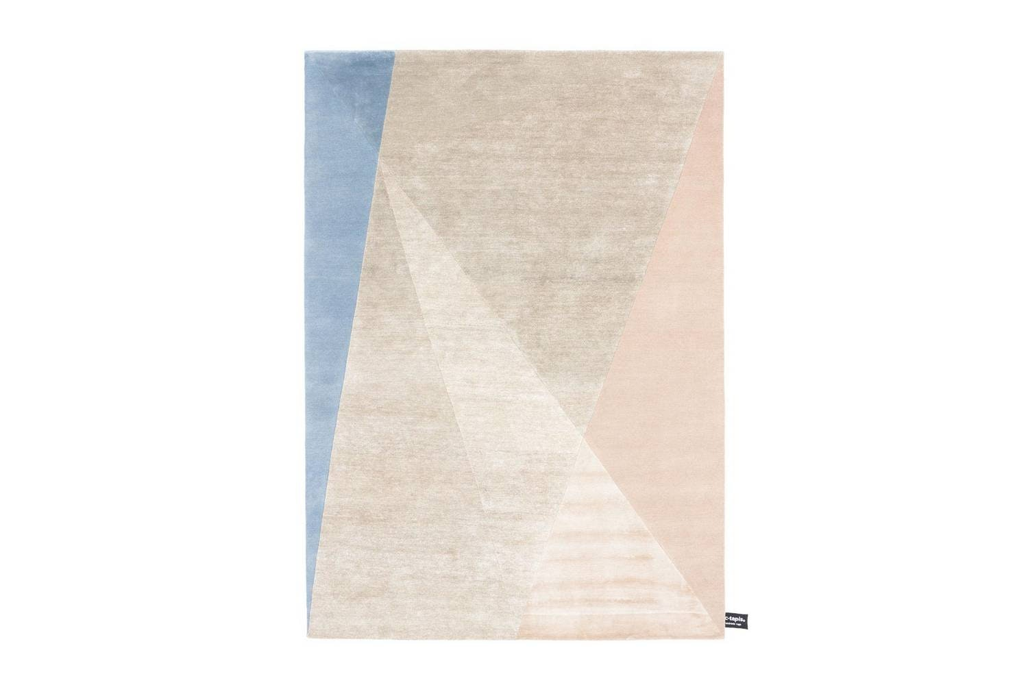 Dipped Angle Rug by Dipped Collection for CC-Tapis