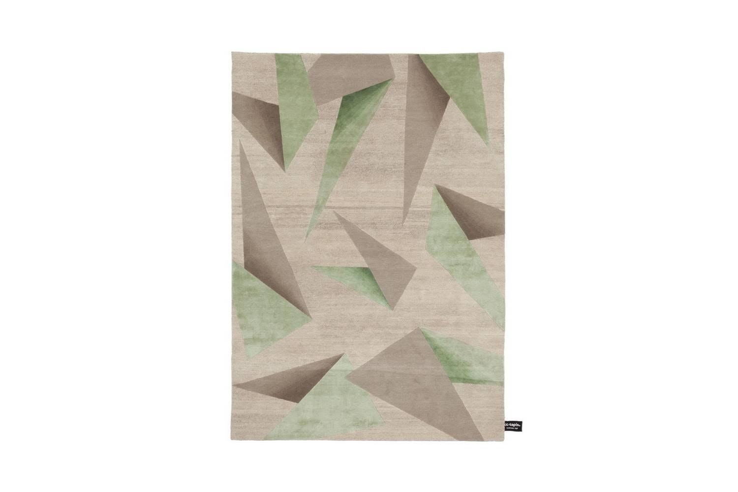 Dipped Origami Rug by Dipped Collection for CC-Tapis