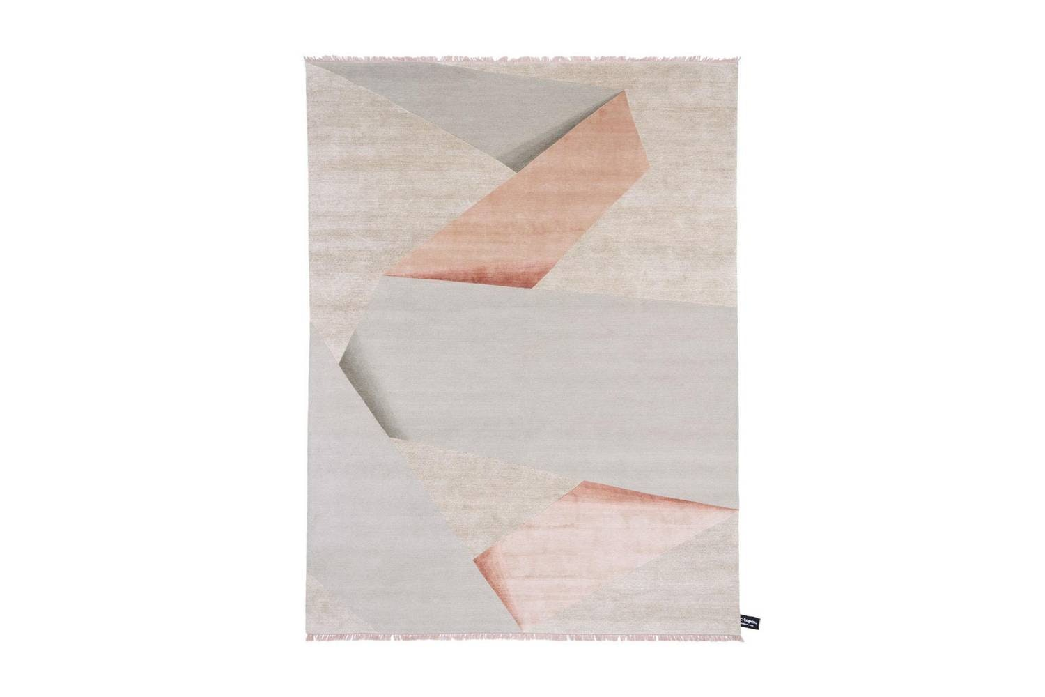 Dipped Ribbon Rug by Dipped Collection for CC-Tapis