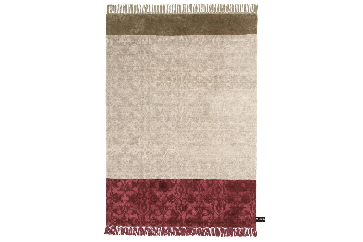 Double Dipped Lotto Rug by Dipped Collection for CC-Tapis
