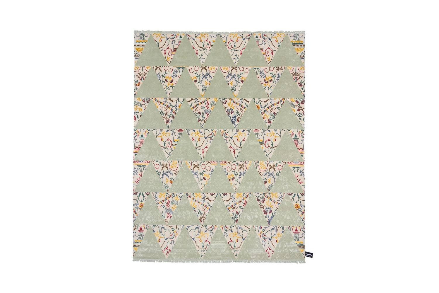 Stencil Rug by Contemporary Collection for CC-Tapis