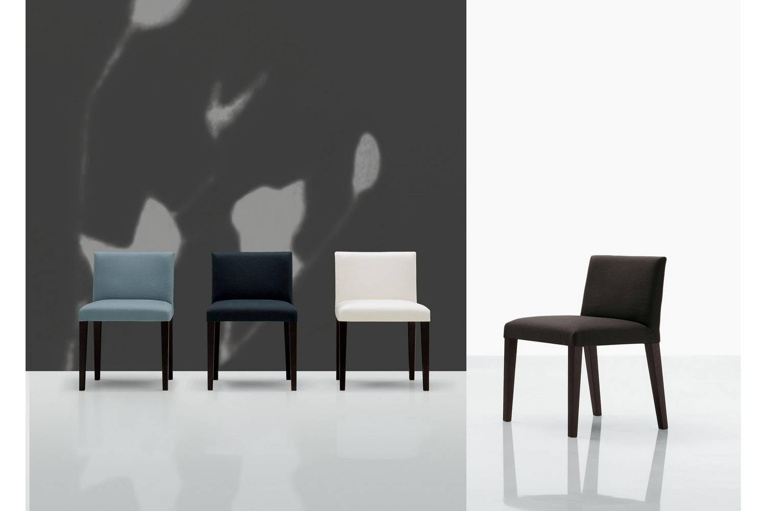 Velvet Chair by CR&S Poliform for Poliform