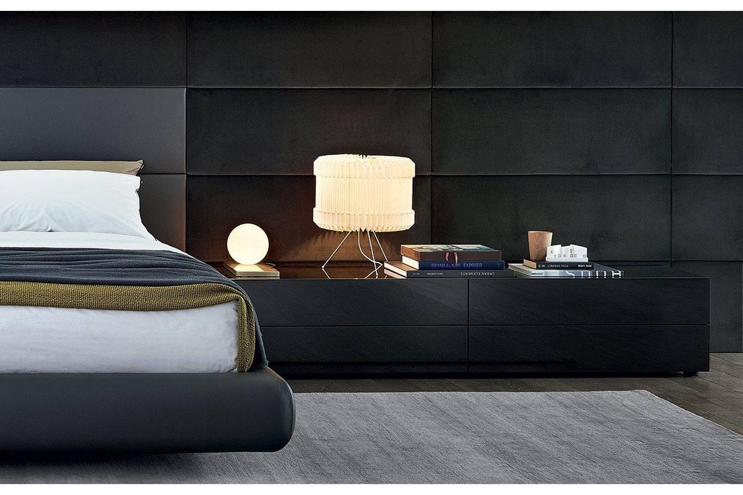 Dream Bedside Table by Marcel Wanders for Poliform