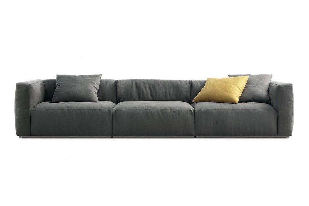 shangai sofa by carlo colombo for poliform poliform