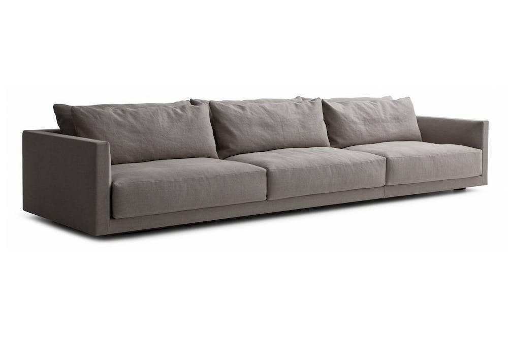 Bristol Sofa by J. M. Massaud for Poliform