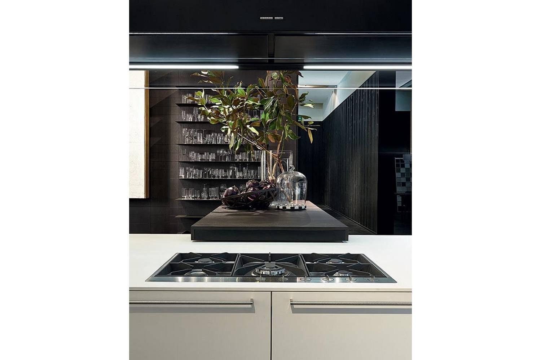 Twelve Handle Kitchen by CR&S Varenna for Poliform
