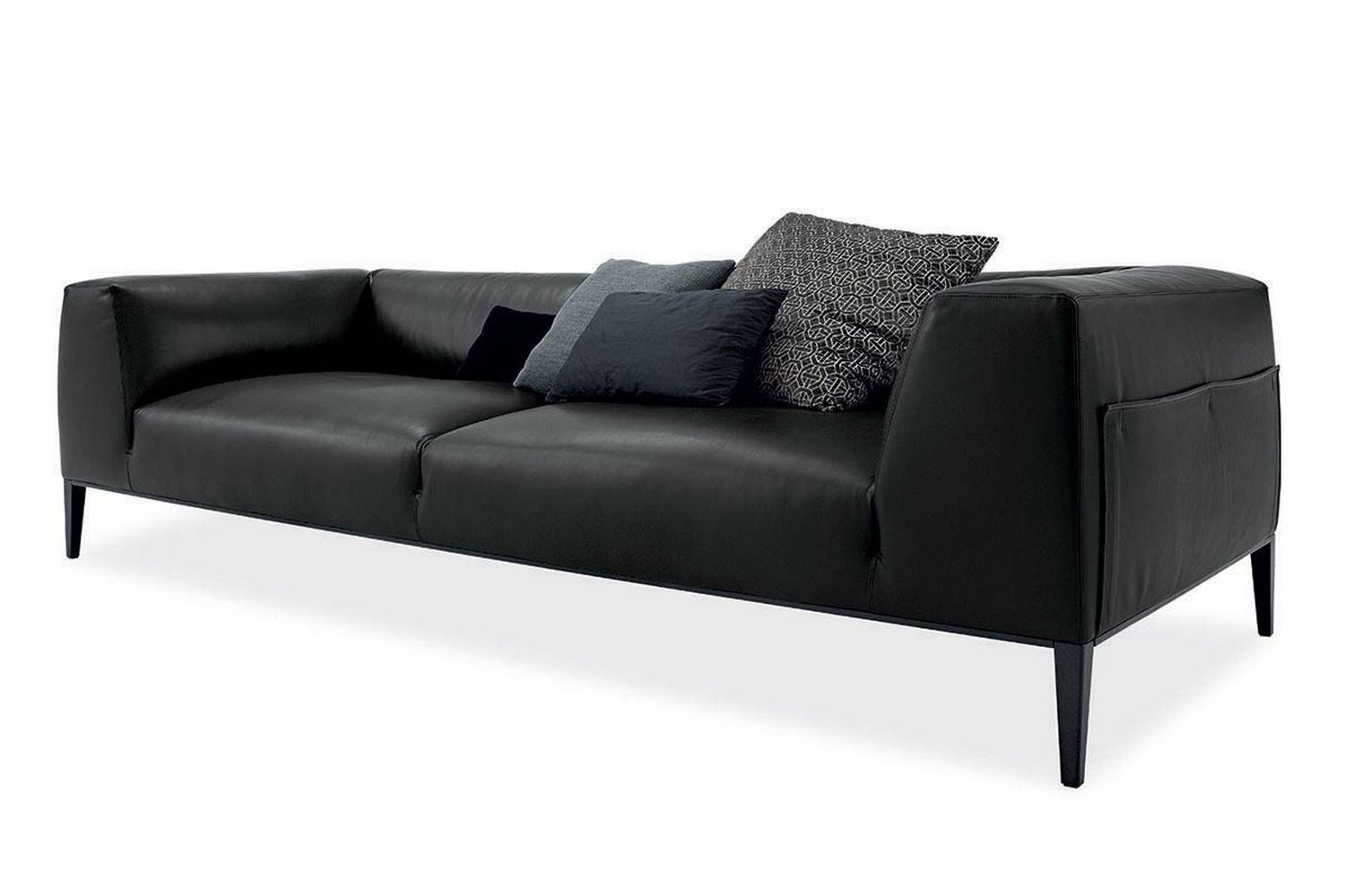 Metropolitan Sofa by J. M. Massaud for Poliform