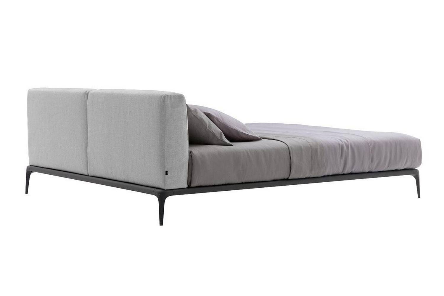 Park Bed by Carlo Colombo for Poliform