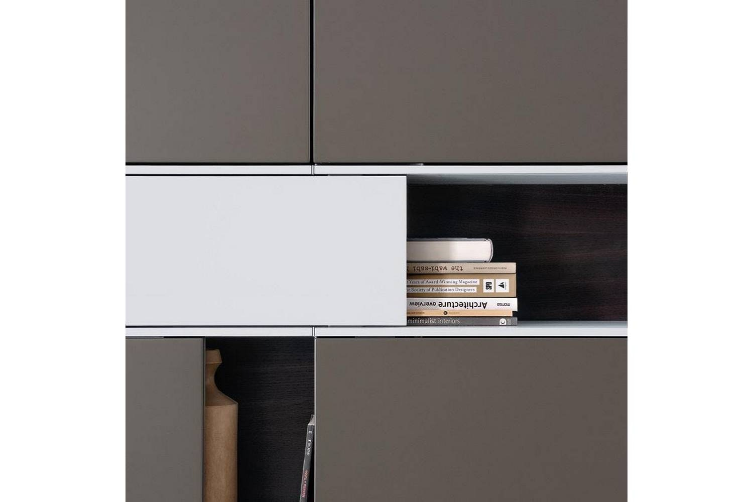Skip Bookcase by Studio Kairos for Poliform