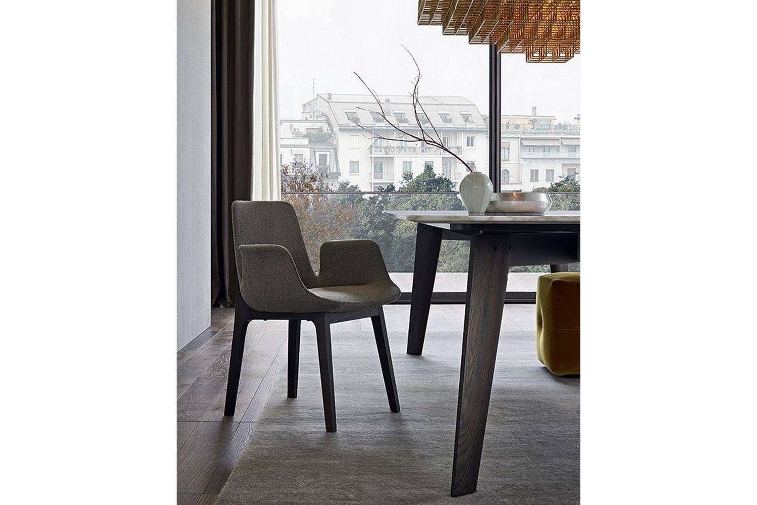 Ventura Chair by J. M. Massaud for Poliform
