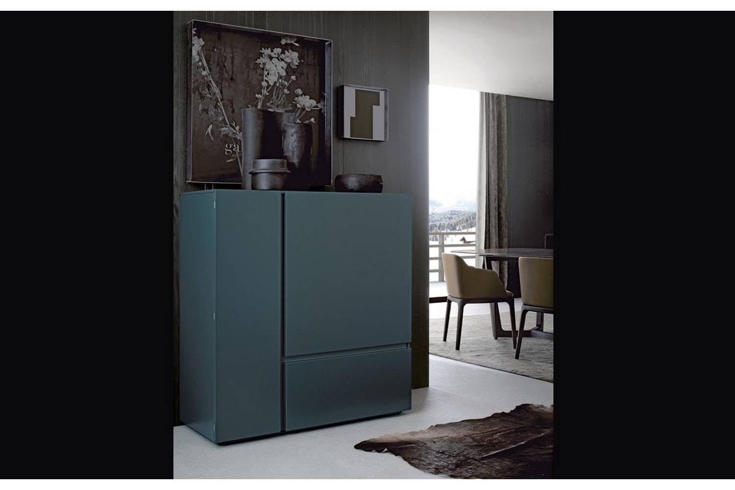 Free Sideboard by Carlo Colombo for Poliform