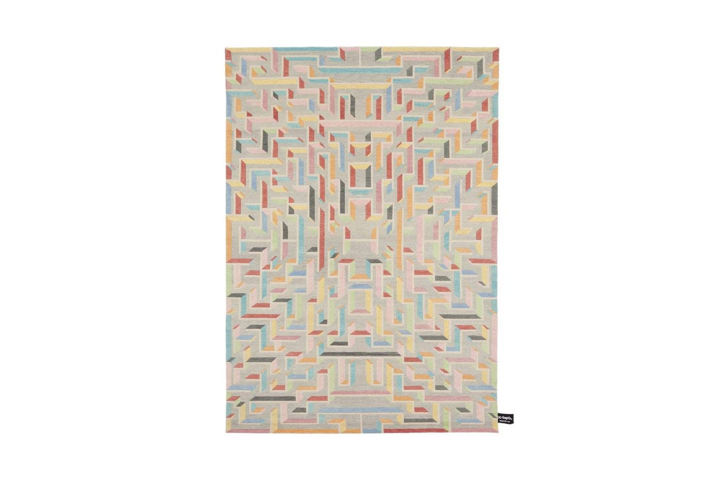 Lost In The Fifties Rug by Contemporary Collection for CC-Tapis