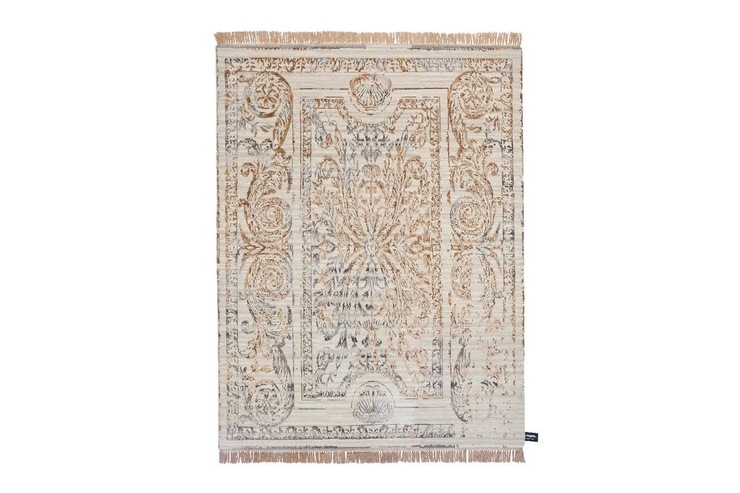 Traces De Savonnerie Rug by Traces De Memoire Collection for CC-Tapis
