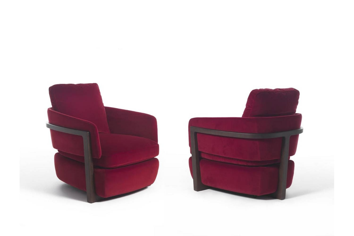 Arena Armchair by Emmanuel Gallina for Porada