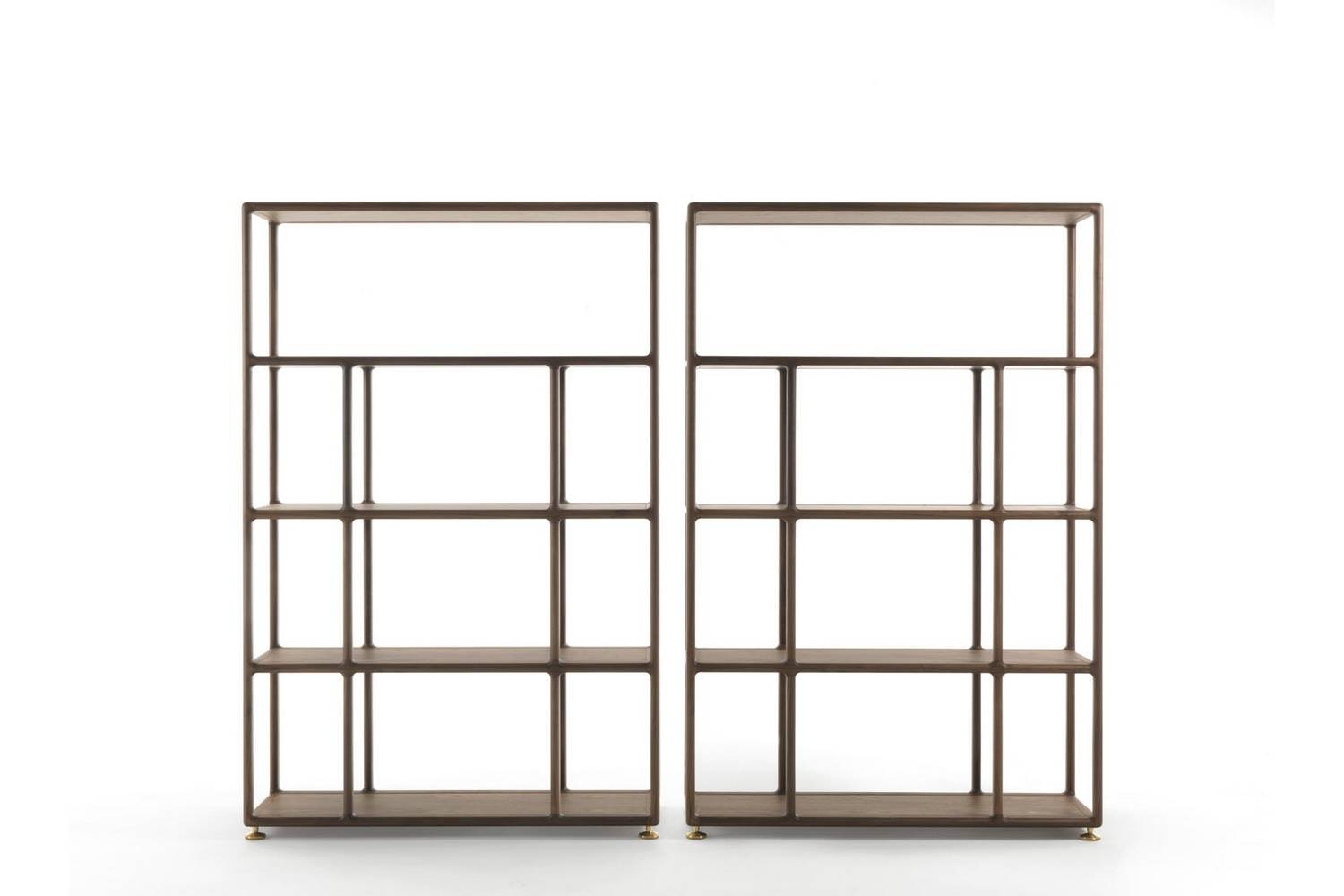 Biblo Bookcase by T. Colzani for Porada