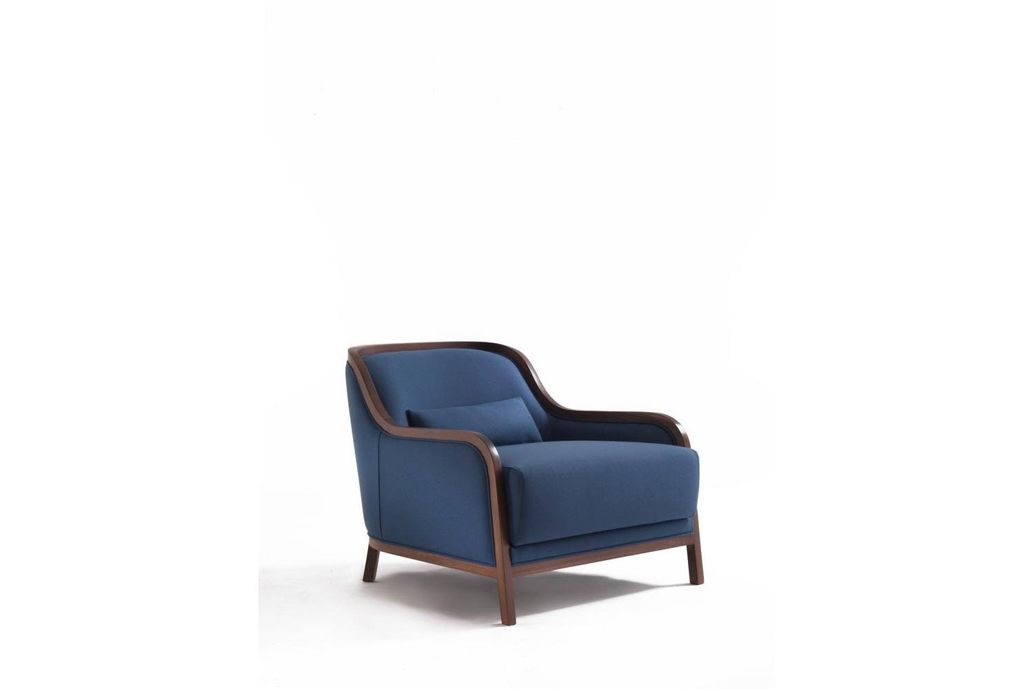 Charlotte Armchair by M. & L. Dainelli for Porada