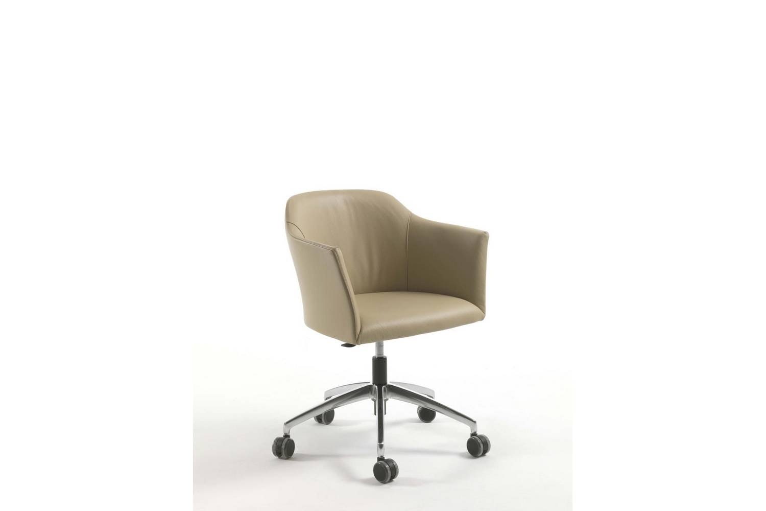 Heather Swivel Chair by G. Carollo for Porada
