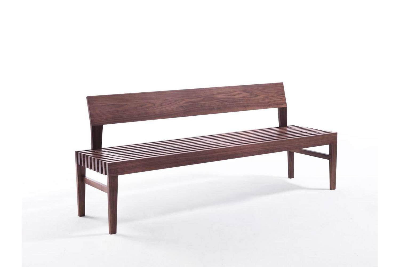 Listone Bench by G. Vigano for Porada
