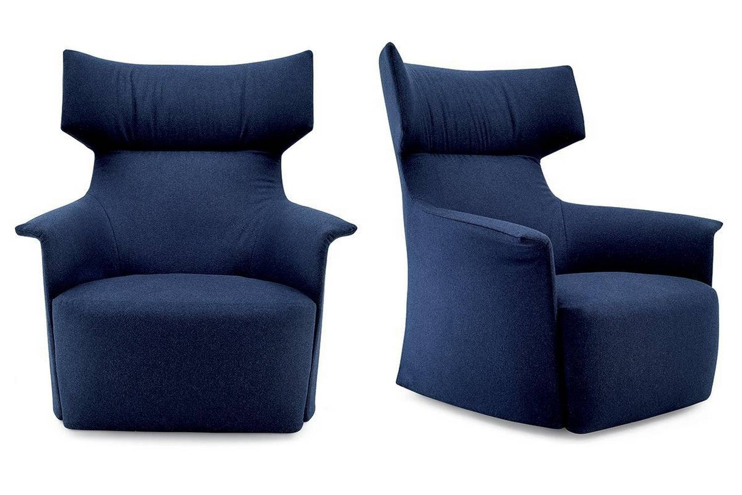 Santa Monica Home Armchair by J. M. Massaud for Poliform