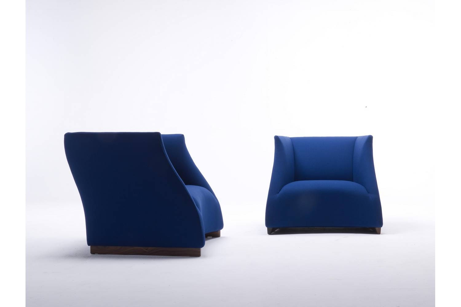 Vivienne Armchair by G. Carollo for Porada
