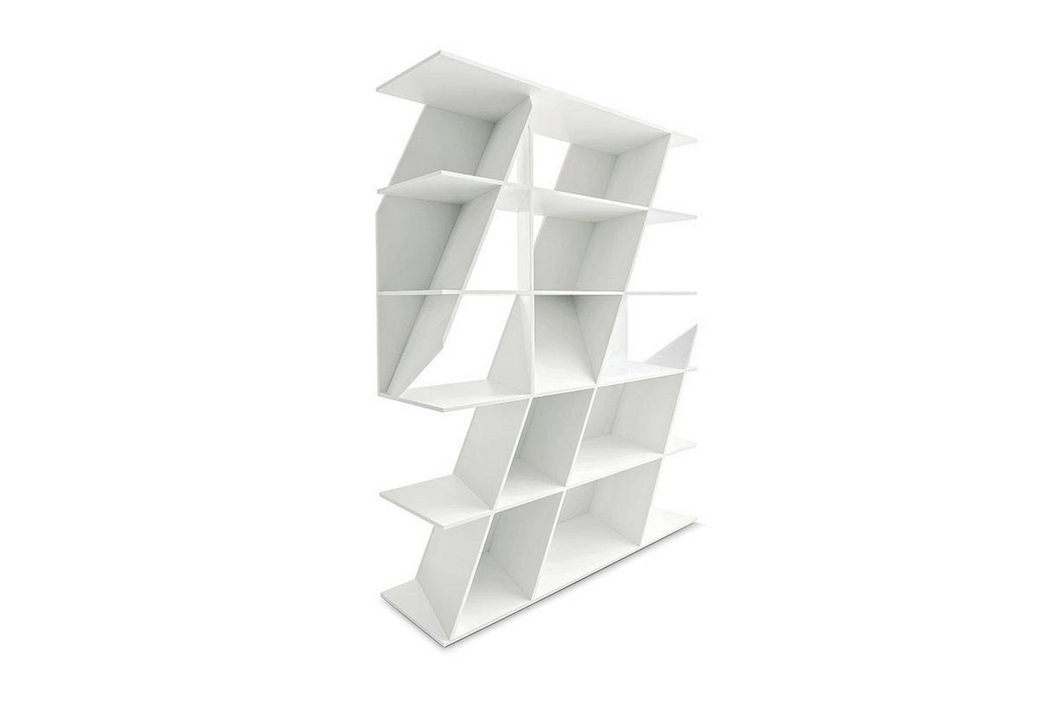 Web Bookshelf by Daniel Libeskind for Poliform