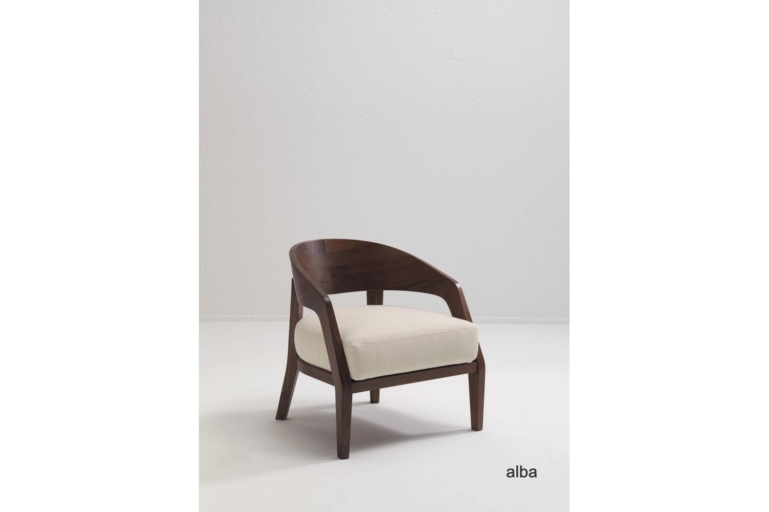 Alba Armchair by M. Walraven for Porada