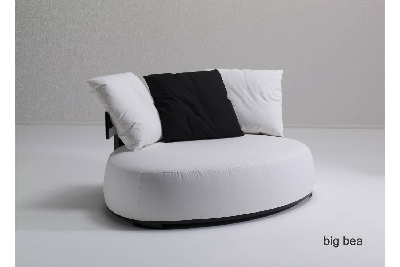 Big Bea Sofa by M. Marconato - T. Zappa for Porada