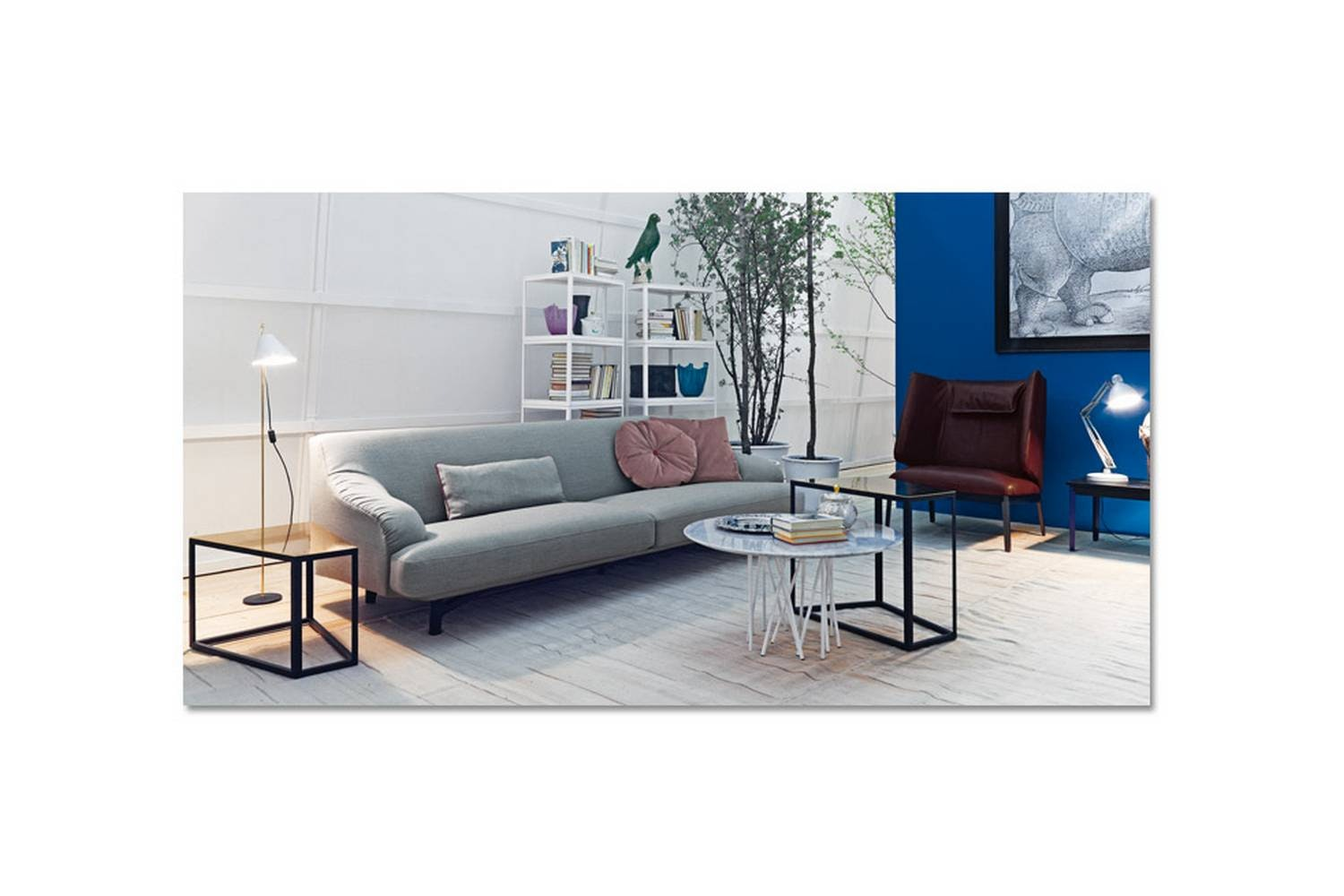 Filu Coffee Table by Paola Vella for Arflex