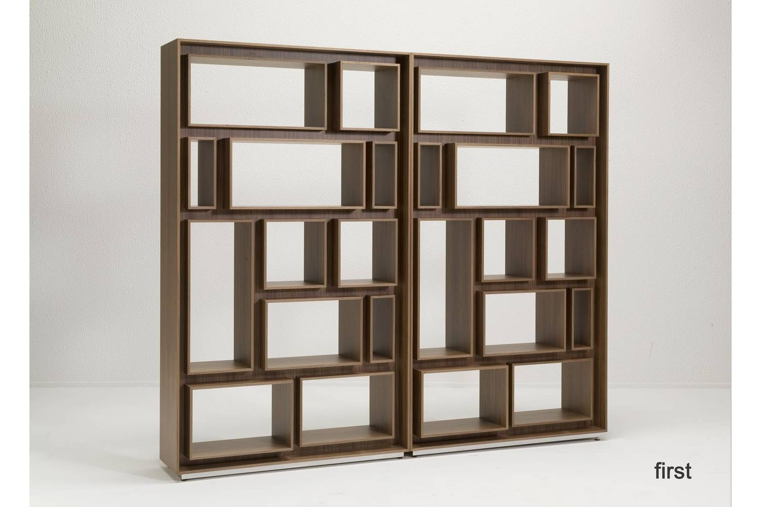 First Bookcase by G. Carollo for Porada