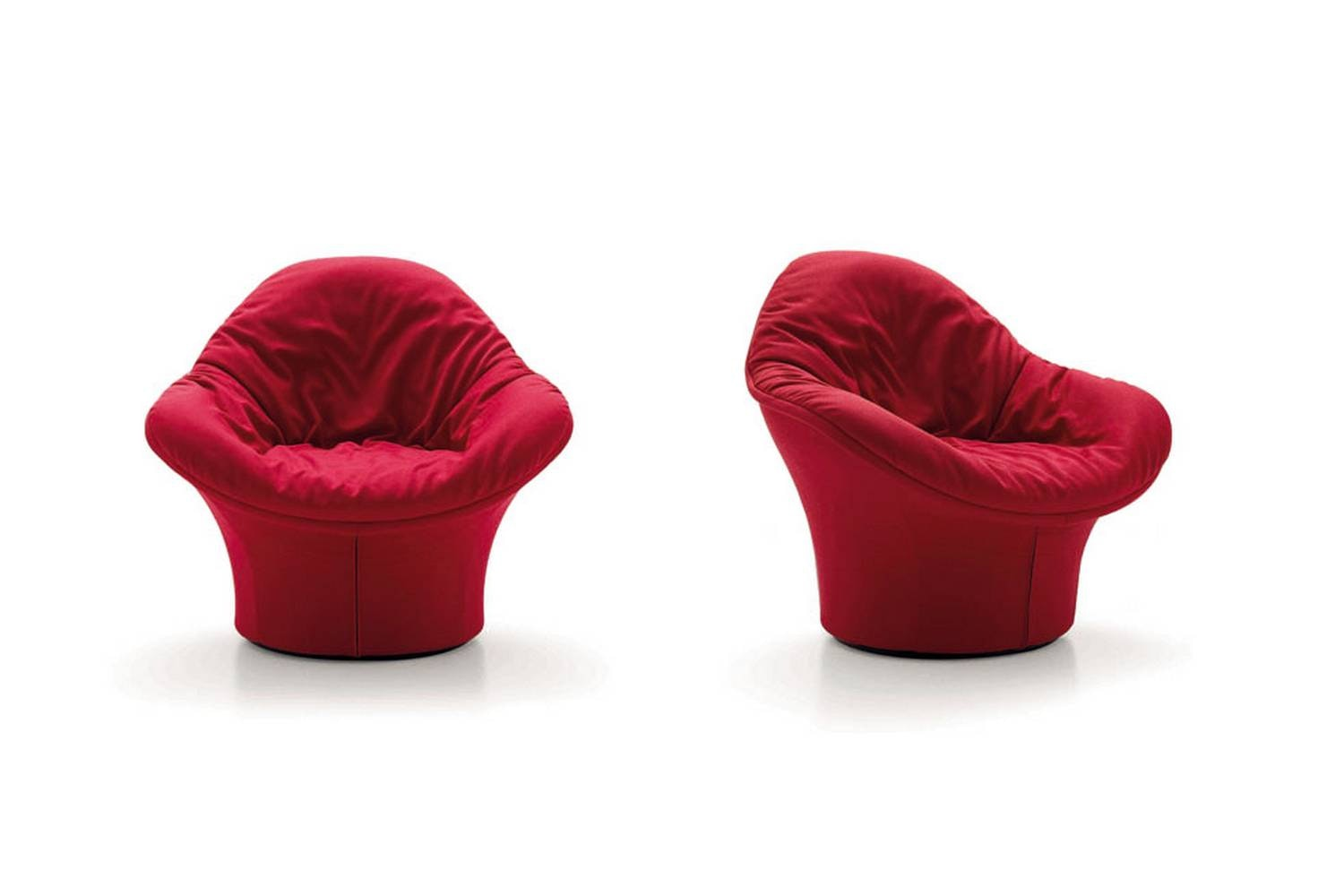 Lips Armchair by Carlo Colombo for Arflex