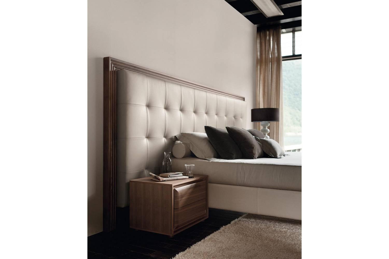 Enya Quadri Bed by E. Garbin - M. Dell'Orto for Porada