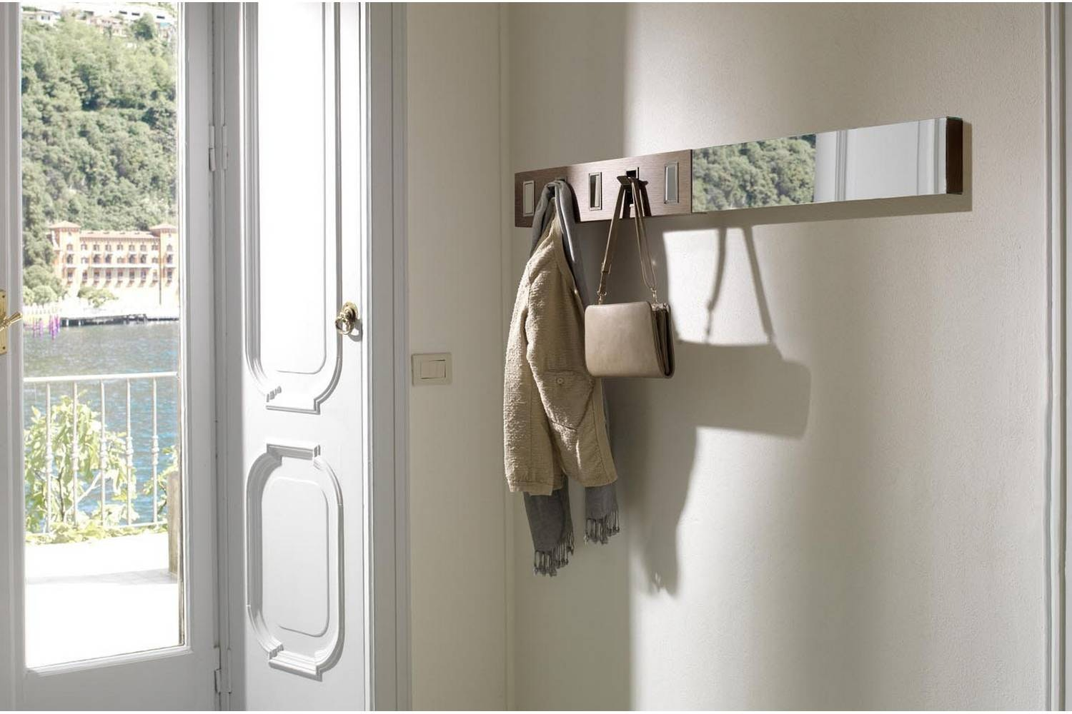 Tot Coat Hook by M. Marconato - T. Zappa for Porada