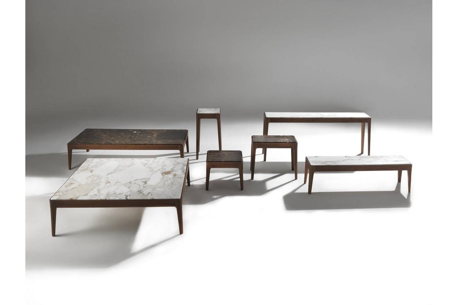 Ziggy Coffee Table by C. Ballabio for Porada