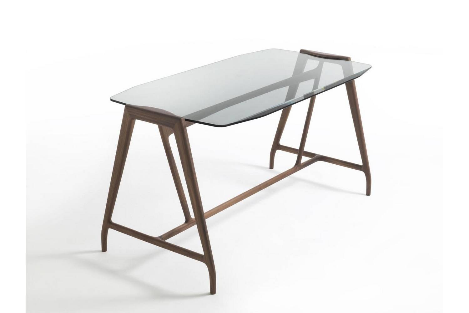 Academy Writing Desk by T. Colzani for Porada