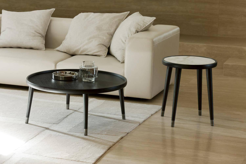 Bigne Side Table by E. Garbin - M. Dell'Orto for Porada