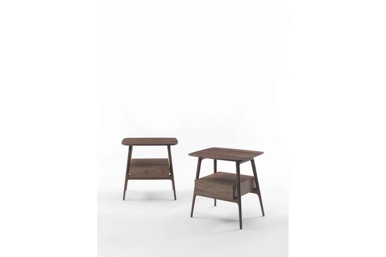 Bilot Bedside Table by M. Marconato - T. Zappa for Porada