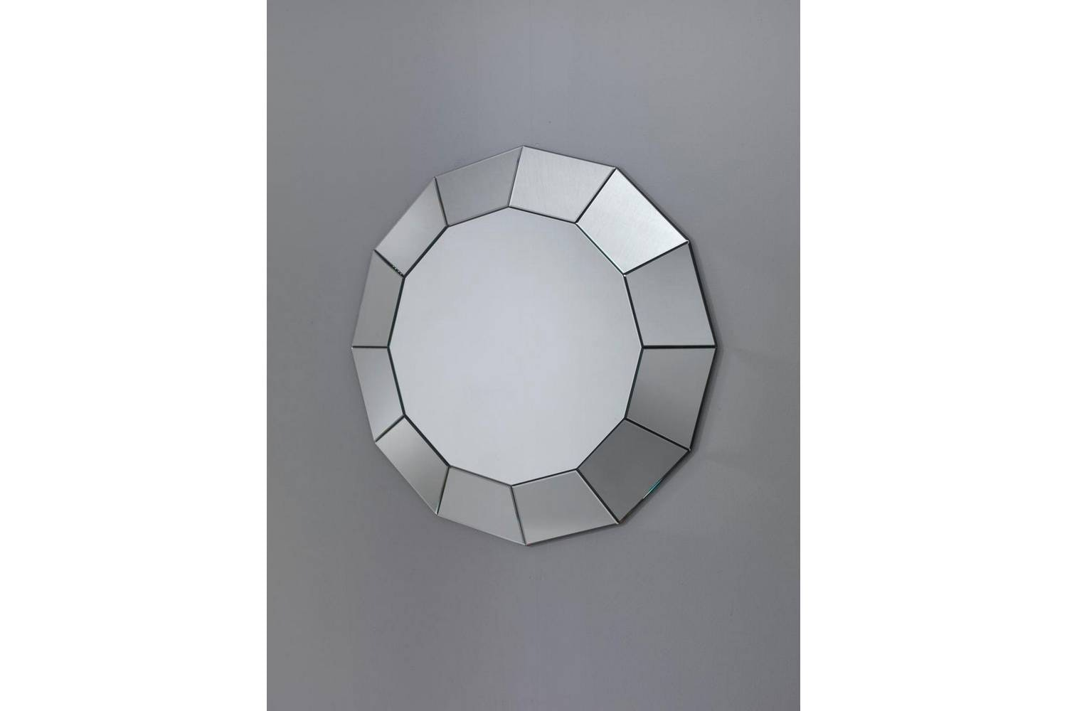 Dodekagono Mirror by Opera Design for Porada