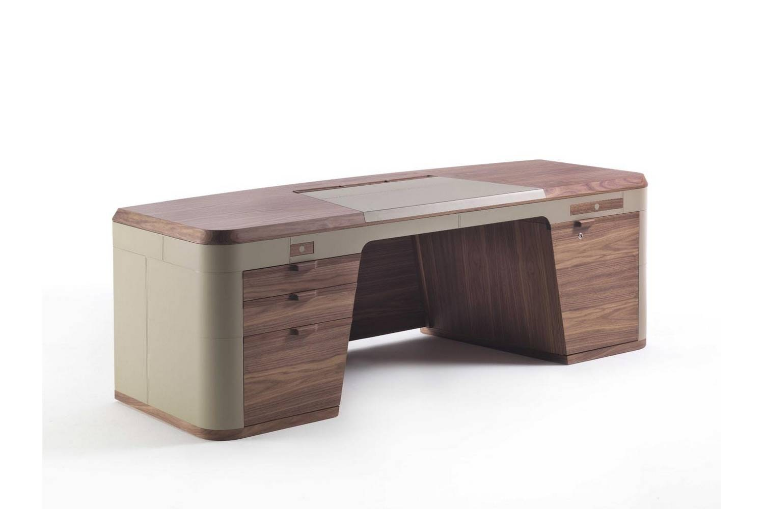 Flavio Writing Desk by Umberto Asnago for Porada
