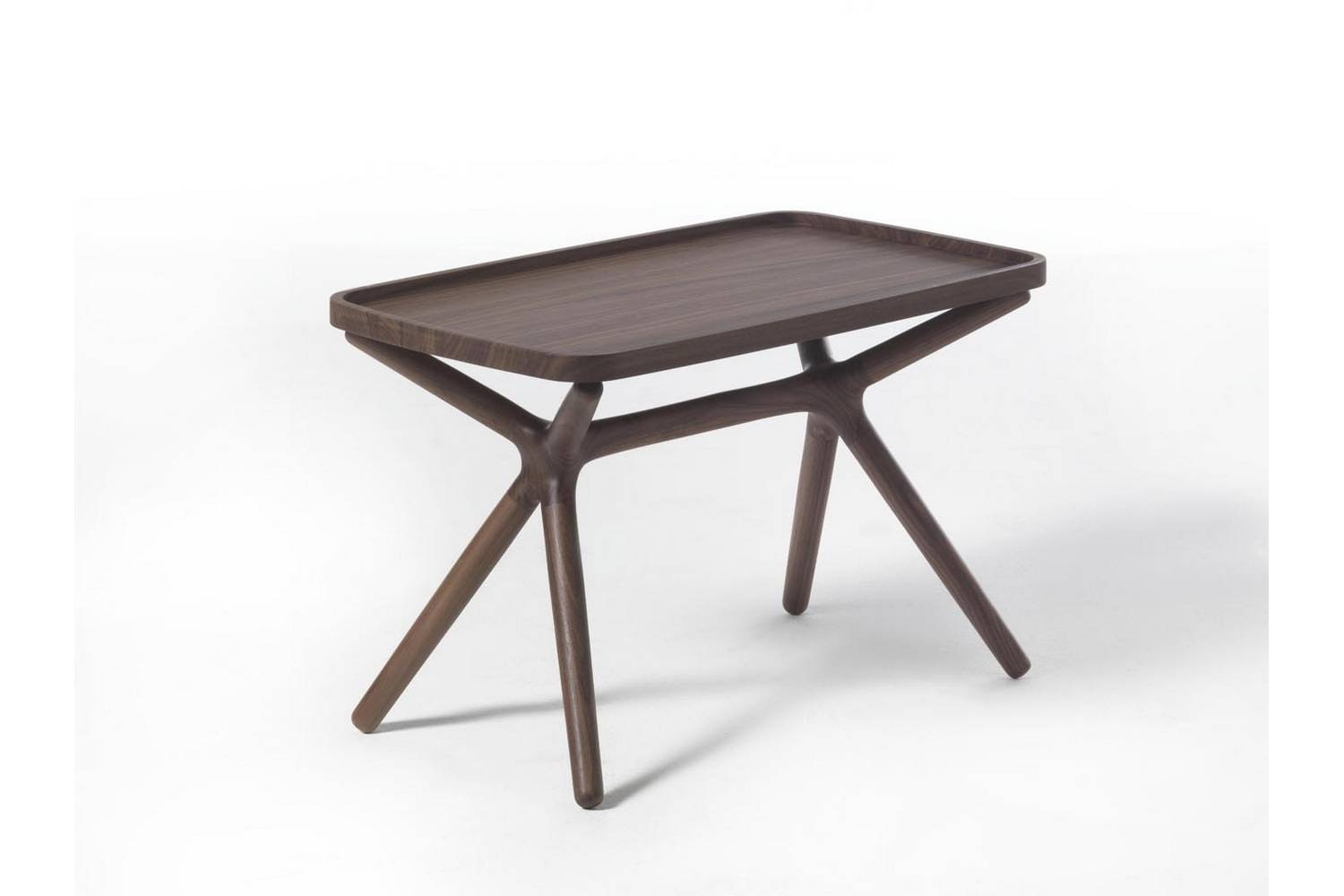 Ics Side Table by M. Fossati for Porada