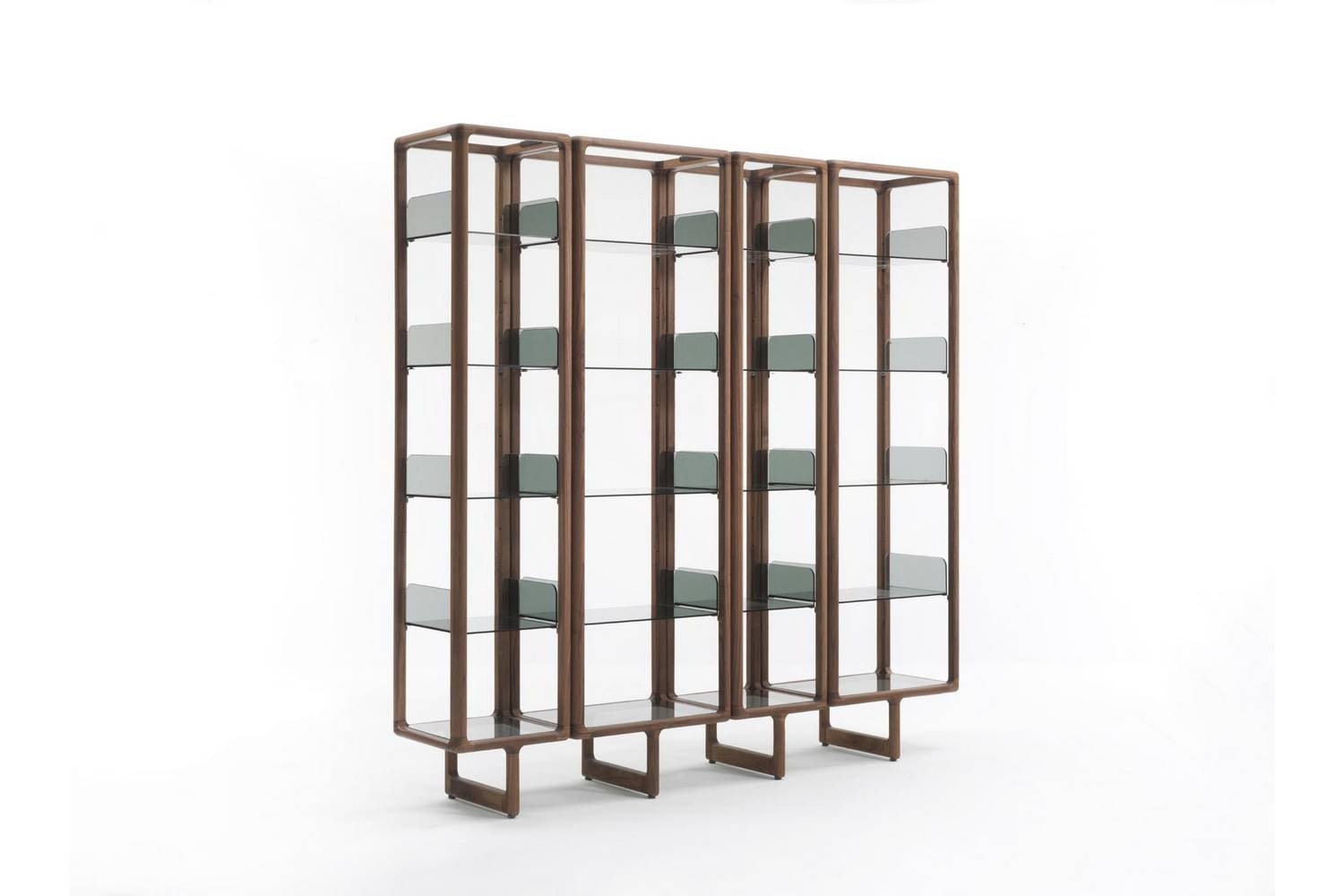Myria Bookcase by D. Dolcini for Porada