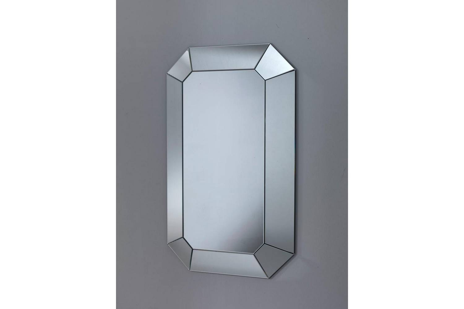Oktagono Mirror by Opera Design for Porada