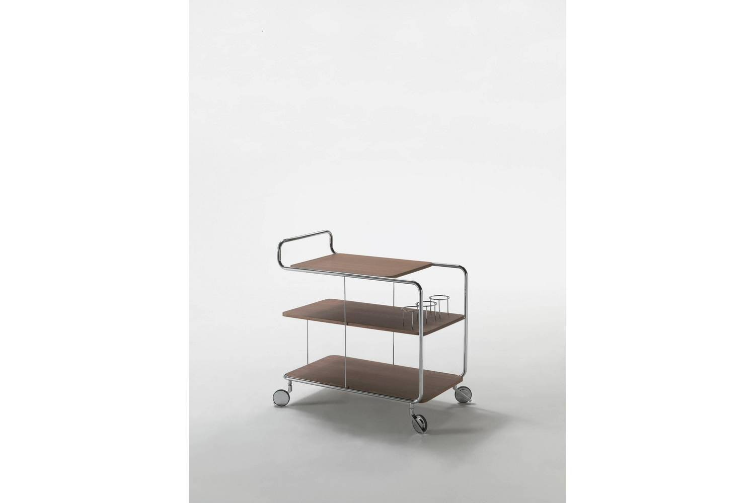 Oscar Trolley by G. Azzarello for Porada
