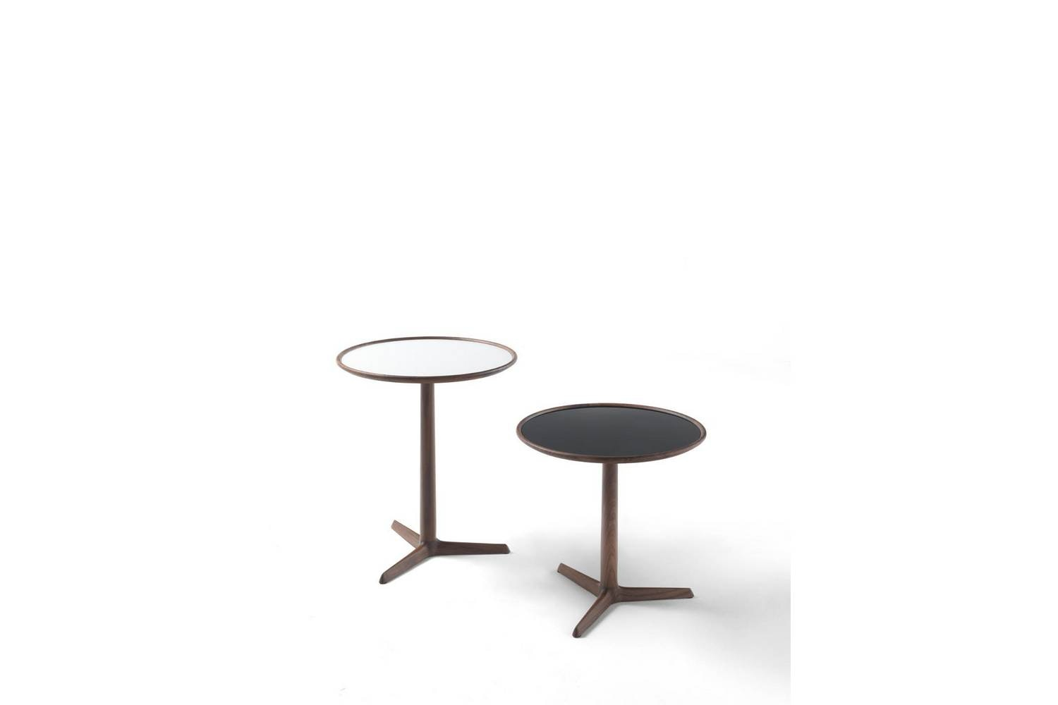 Pausa Side Table by T. Colzani for Porada
