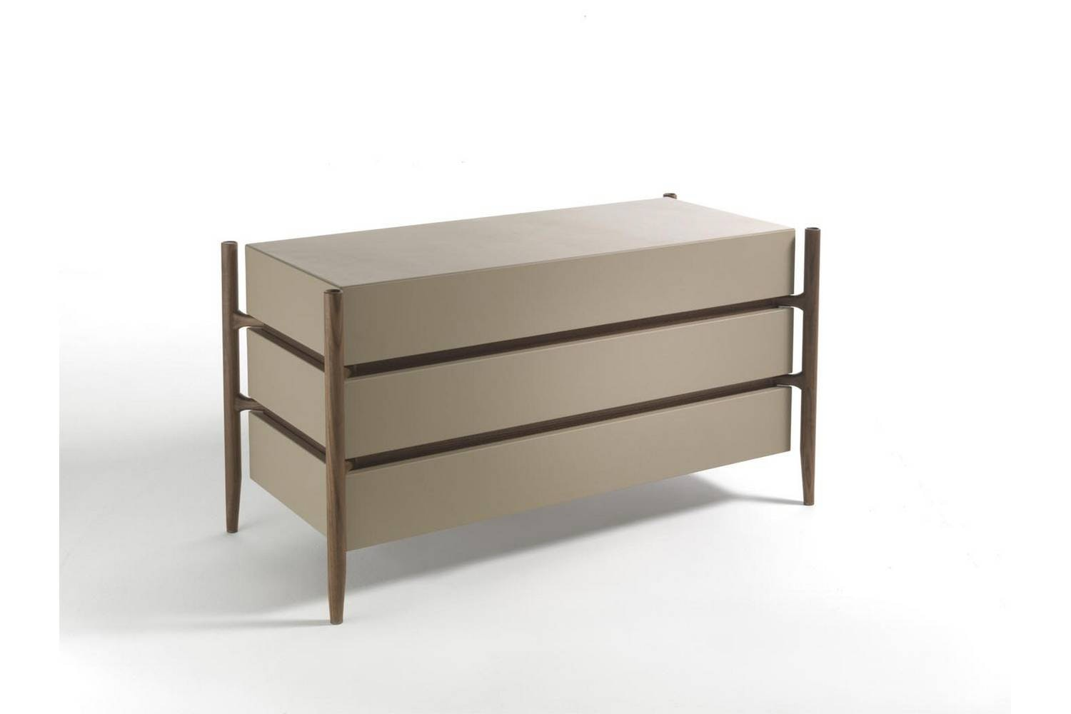 Regent Chest of Drawers by T. Colzani for Porada