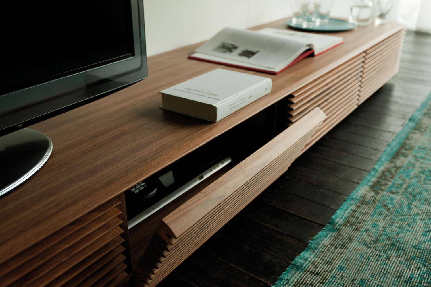 Riga TV Stand by T. Colzani for Porada