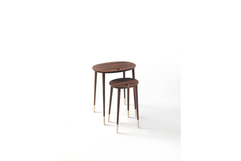 Rogers Side Table by C. Ballabio for Porada