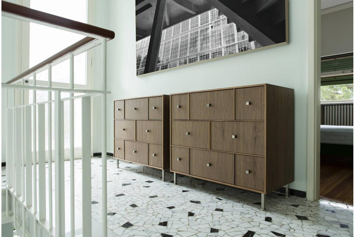 Rucellai Chest of Drawers by O. Moon for Porada